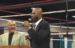 2015 Colorado Golden Gloves Hall of Fame Inductee