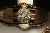 Golden Gloves Heavyweight Champion