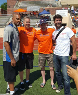 Broncos and the Champ